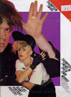 Thompson Twins Book