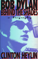 Bob Dylan: Behind the Shades Book