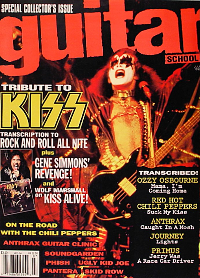 Guitar School Magazine