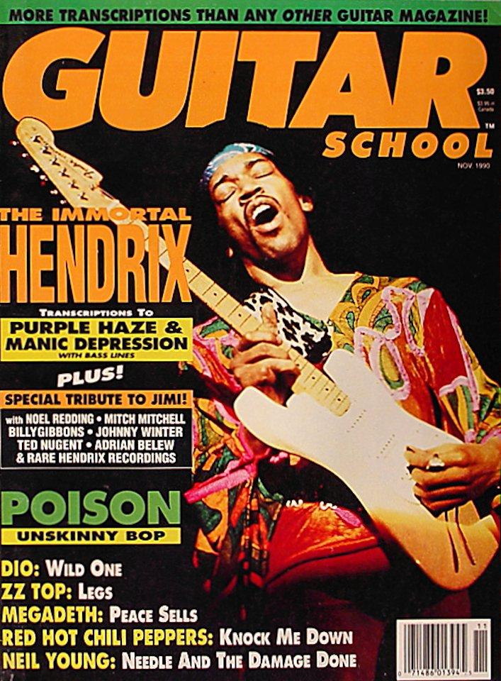 Guitar School Magazine