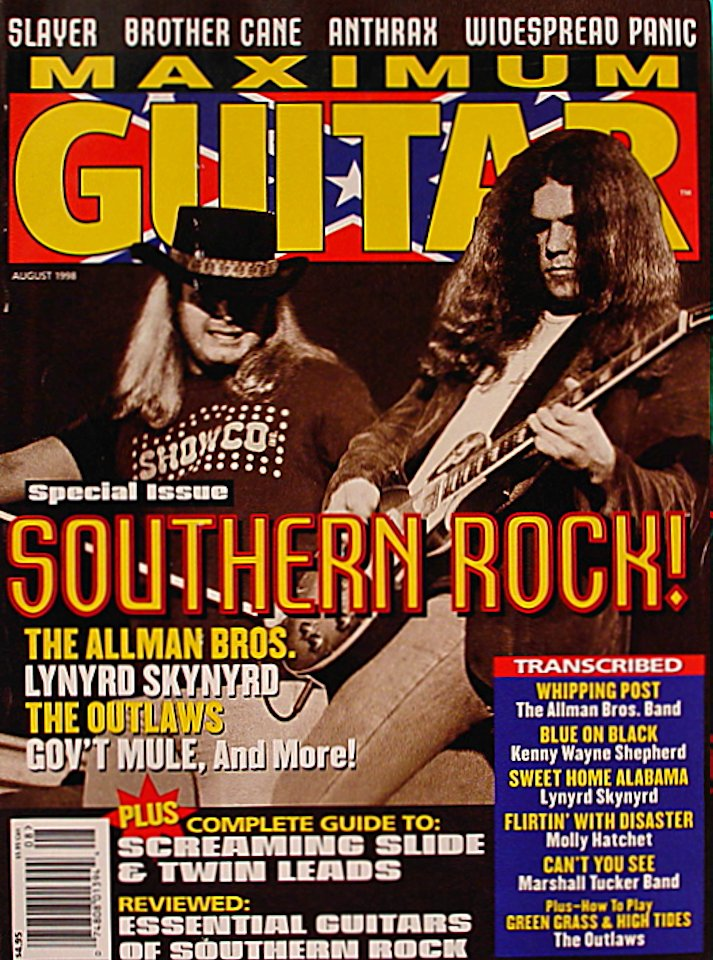 Maximum Guitar Magazine