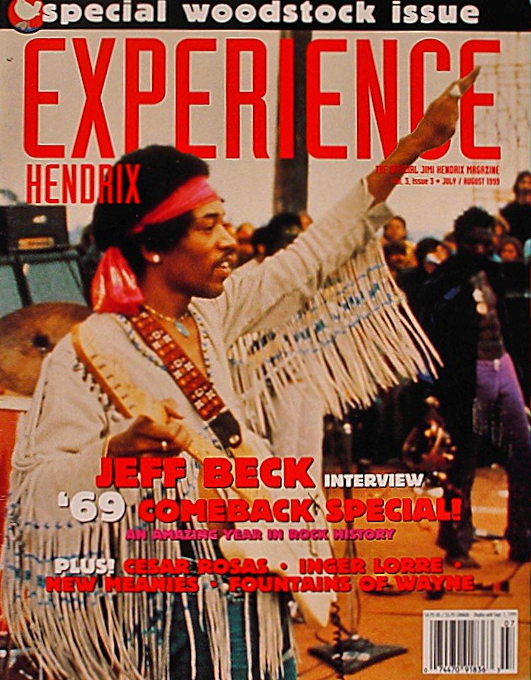 Experience Hendrix Vol. 3 No. 3 Magazine