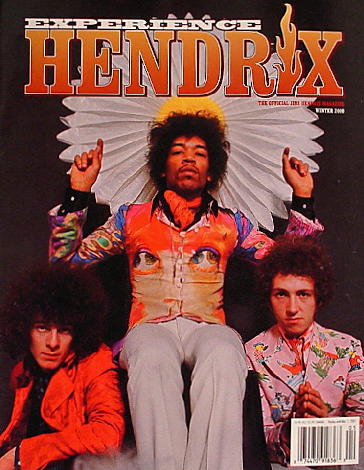Experience Hendrix Magazine