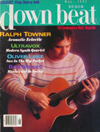 Down Beat Vol. 50 No. 5 Magazine