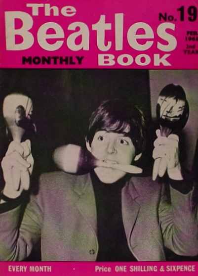 The Beatles No. 19 Magazine