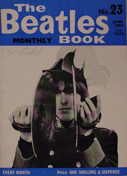 The Beatles No. 23 Magazine