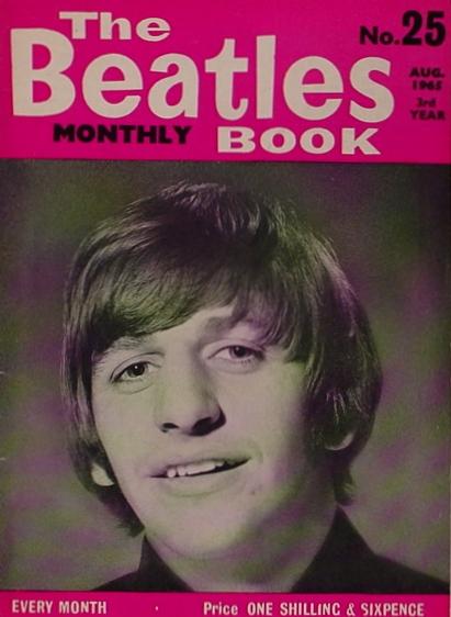 The Beatles No. 25 Magazine