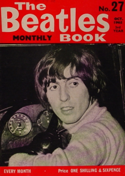 The Beatles No. 27 Magazine