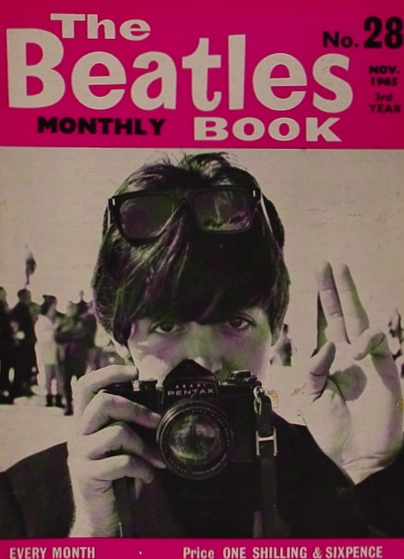 The Beatles No. 28 Magazine