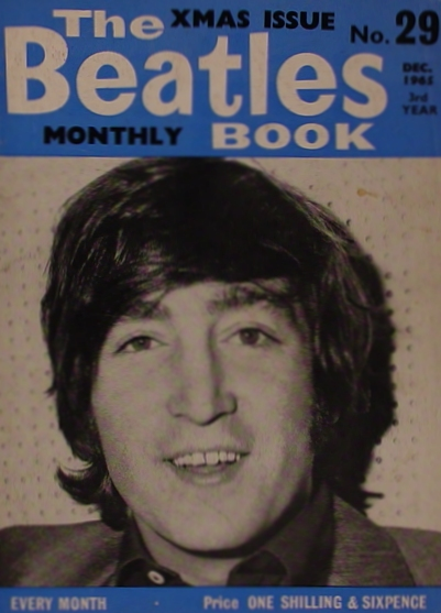 The Beatles No. 29 Magazine