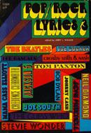 Pop/Rock Lyrics 3 Book