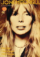 Joni Mitchell Her Life Her Loves Her Music Book