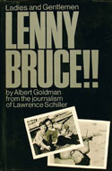 Lenny Bruce!! Book