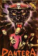Pantera Comic Book