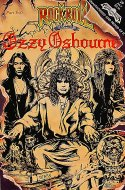 Ozzy Osbourne Comic Book