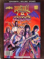 Aerosmith Comic Book