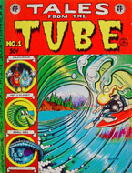 Tales From The Tube Issue 1 Magazine