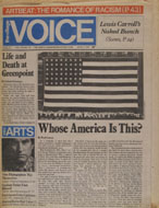 The Village Voice Vol. 24 No. 14 Magazine