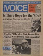 The Village Voice Vol. 24 No. 13 Magazine