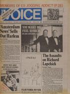 The Village Voice Vol. 23 No. 15 Magazine