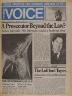 The Village Voice Vol. 23 No. 20 Magazine