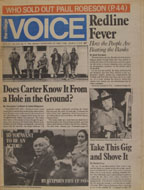 The Village Voice Vol. 23 No. 11 Magazine