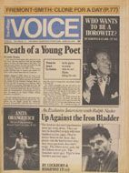 The Village Voice Vol. 23 No. 12 Magazine