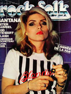 Deborah Harry Magazine