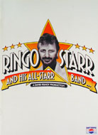 Ringo Starr & His All-Starr Band Program