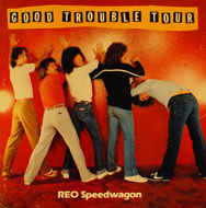 REO Speedwagon Program