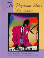 The Rhythm & Blues Foundation Program