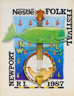 Nestle Folk Festival Program