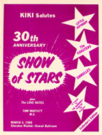 Kiki Salutes Show Of Stars Program