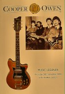Music Legends: Thursday 30th November 2006 Book