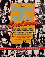 The Rock & Roll Cookbook Book