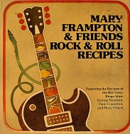 Mary Frampton & Friends Rock & Roll Recipes Book