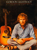 Gordon Lightfoot Sundown Book