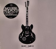 Black Rebel Motorcycle Club CD