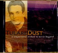 Tulare Dust Tribute To Merle Haggard CD