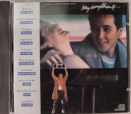 Say Anything Soundtrack CD