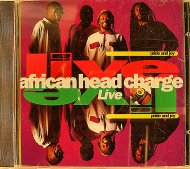 African Head Charge CD