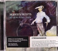 Modern Skirts CD
