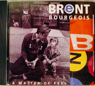 Brent Bourgeois CD