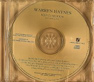 Warren Haynes CD