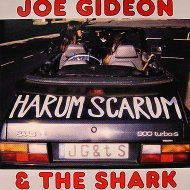 Joe Gideon & The Shark CD