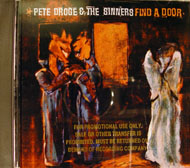 Pete Droge and the Sinners CD
