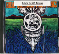 Great American Train Songs CD