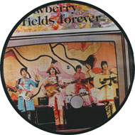 "Strawberry Fields Forever (A Classic Bootleg) Vinyl 12"" (Used)"