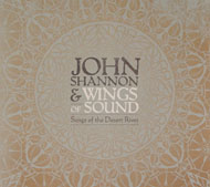 John Shannon & Wings of Sound CD