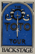 Toto Backstage Pass